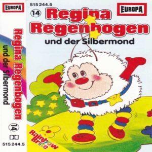 Regina Regenbogen - und der Silbermond Europa Hörspiel
