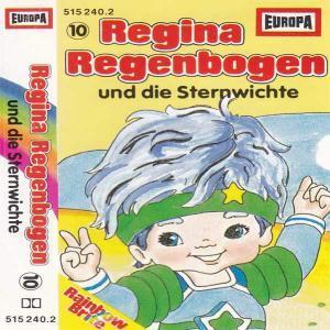 Regina Regenbogen - und die Sternwichte Europa Hörspiel
