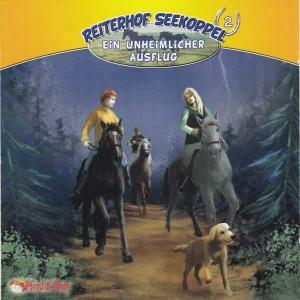 Reiterhof Seekoppel - Ein unheimlicher Ausflug dtp CD Hörspiel