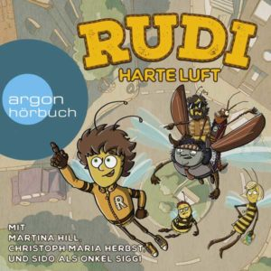 Rudi - Harte Luft argon Hörspiel