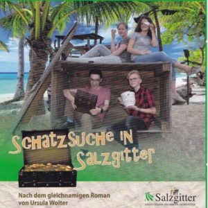 Schatzsuche in Salzgitter Hörspiel
