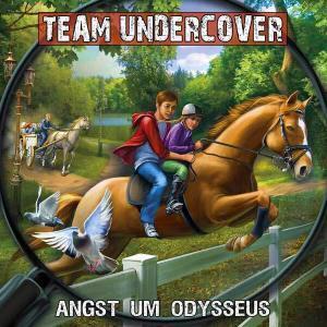 Team Undercover - Angst um Odysseus Contendo Media Hörspiel