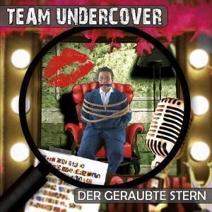 Team Undercover - Der geraubte Stern Contendo Media Hörspiel