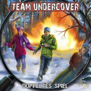 Team Undercover - Doppeltes Spiel Contendo Media Hörspiel