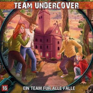 Team Undercover - Ein Team für alle Fälle Contendo Media Hörspiel