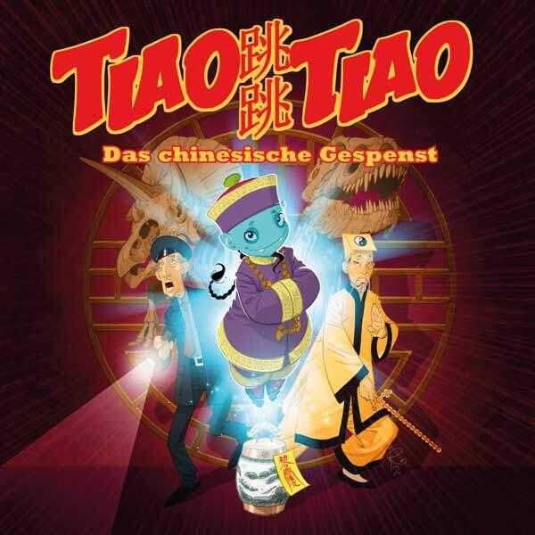 Tiao Tiao - Das chinesische Gespenst Konfuzius Institut Frankfurt Hörspiel