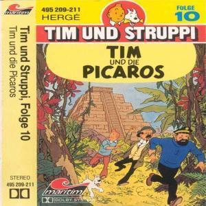 tim und struppi und die picaros maritim hoerspiel