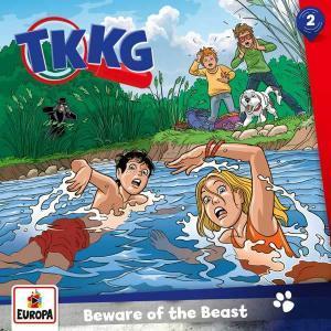 TKKG - Beware of the Beast Europa Hörspiel