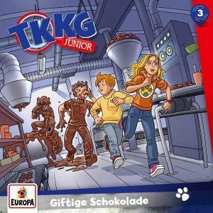 TKKG Junior - Giftige Schokolade Europa Hörspiel