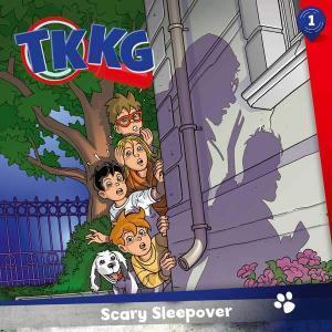 TKKG - Scary Sleepover Europa Hörspiel