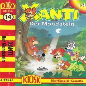 Xanti - Der Mondstein Kiosk Hörspiel