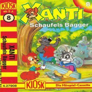 Xanti - Schaufels Bagger Kiosk Hörspiel